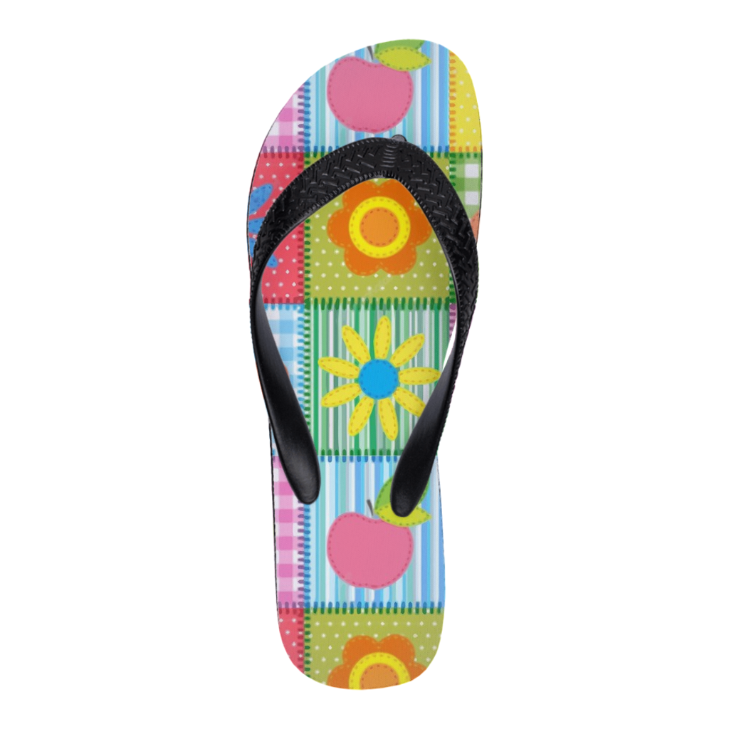 Patch Flip Flops (Youth Sizes)