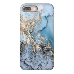 Marble Blue iPhone Case Series 8