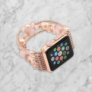 Apple Watch Band Rose Gold