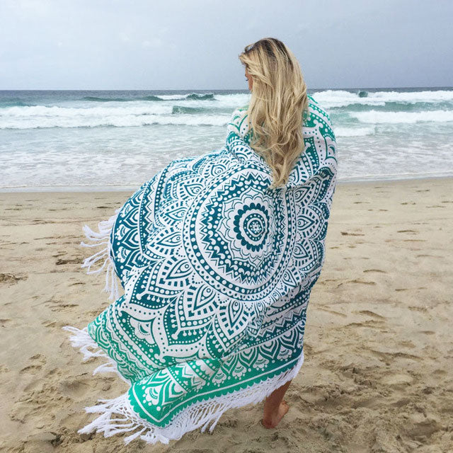 Ocean Breeze Cover Up