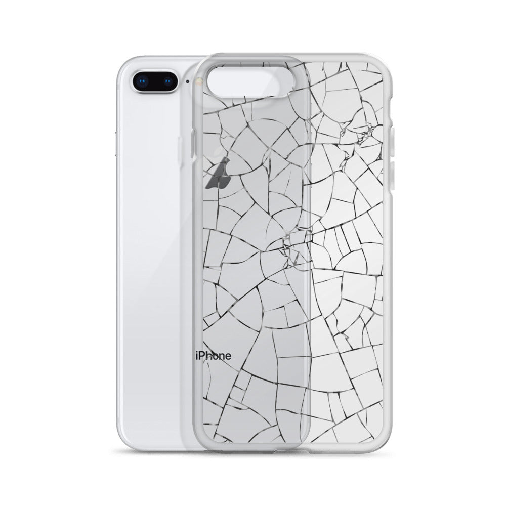 Shattered Glass iPhone Case