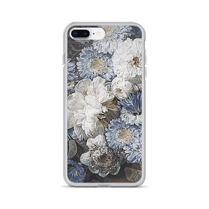 Shabby Chic iPhone Case with French Flowers