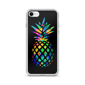 Rainbow Pineapple Cover