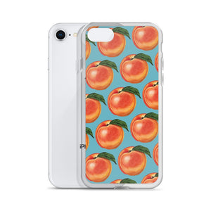 Sweet Peaches iPhone Case