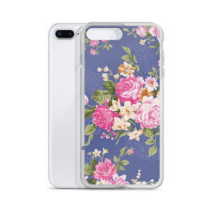Floral iPhone X Case Flower
