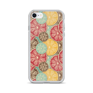 Boho Fruit iPhone Case