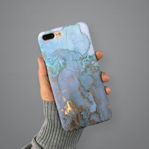 Marble Gold Tough Case
