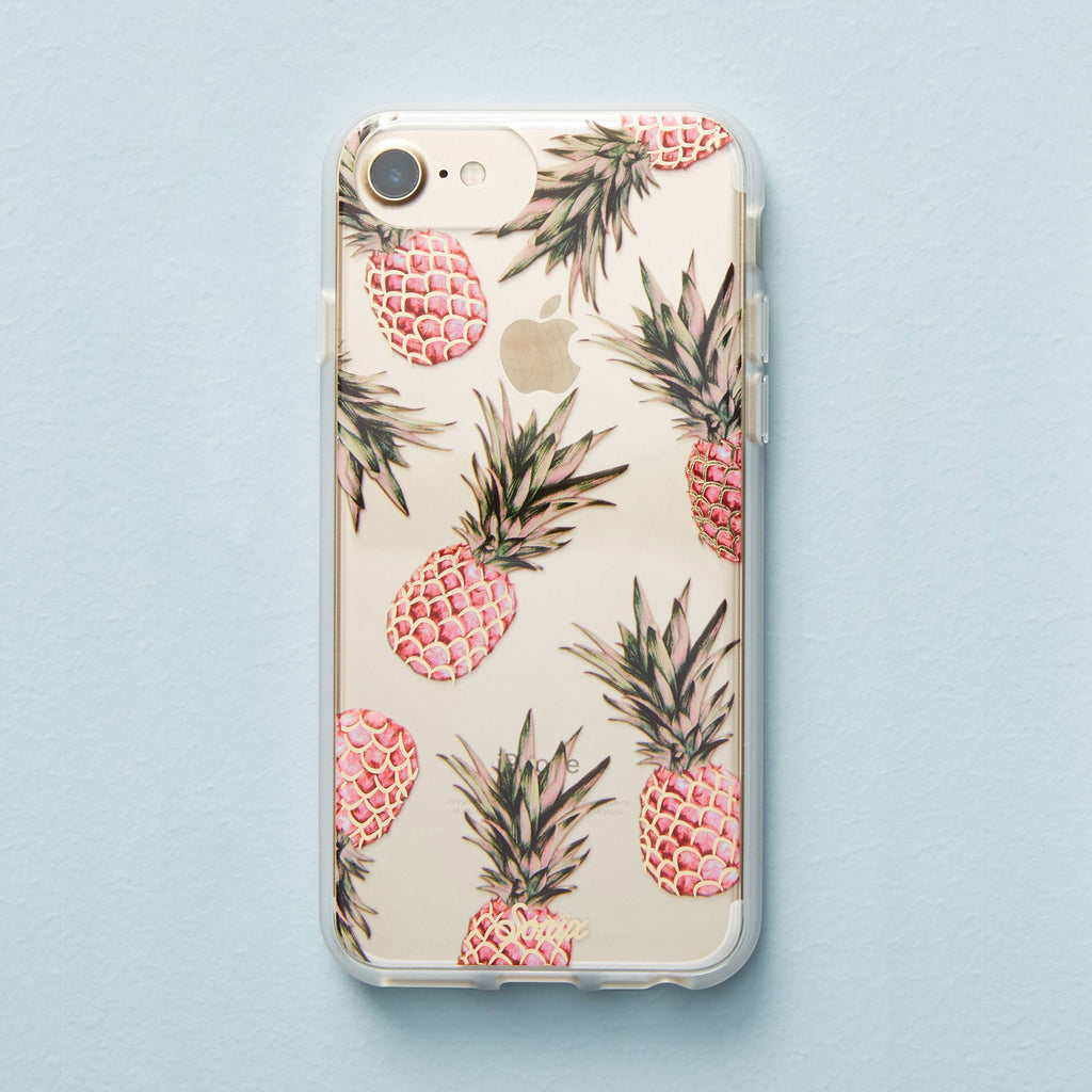 Golden Pineapple Phone Case