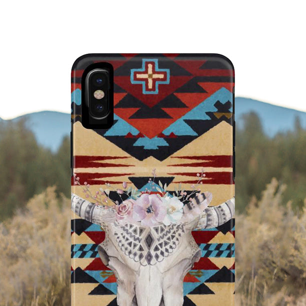 Southwestern Tough Phone Cases