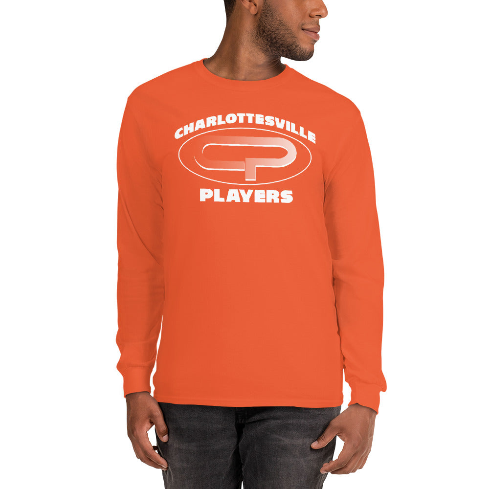 C-Ville Players Retro Long Sleeve T-Shirt
