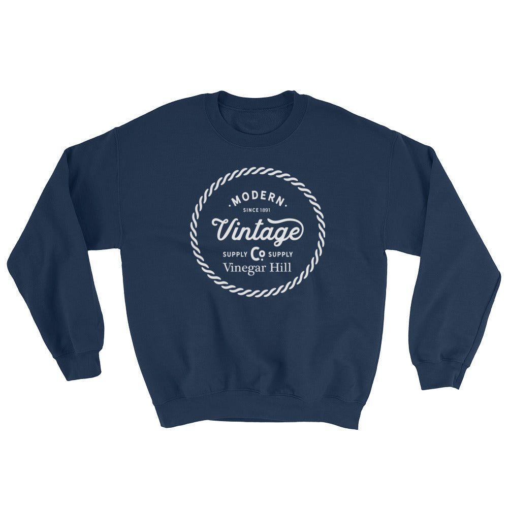Power Circle Crew Sweatshirt