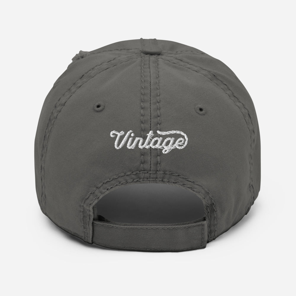 Vinegar Hill Distressed Dad Hat