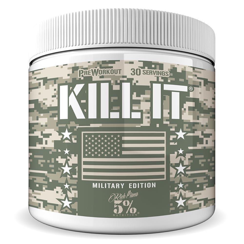 5% Nutrition Kill It + FREE Shaker