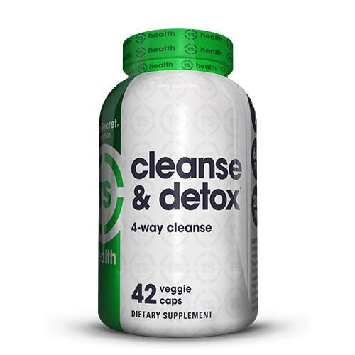 Top Secret Nutrition Cleanse & Detox