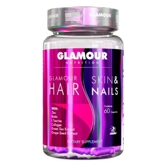 Glamour Nutrition Hair, Skin & Nails