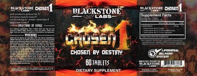 Blackstone Labs Chosen 1 - SupplementsMax