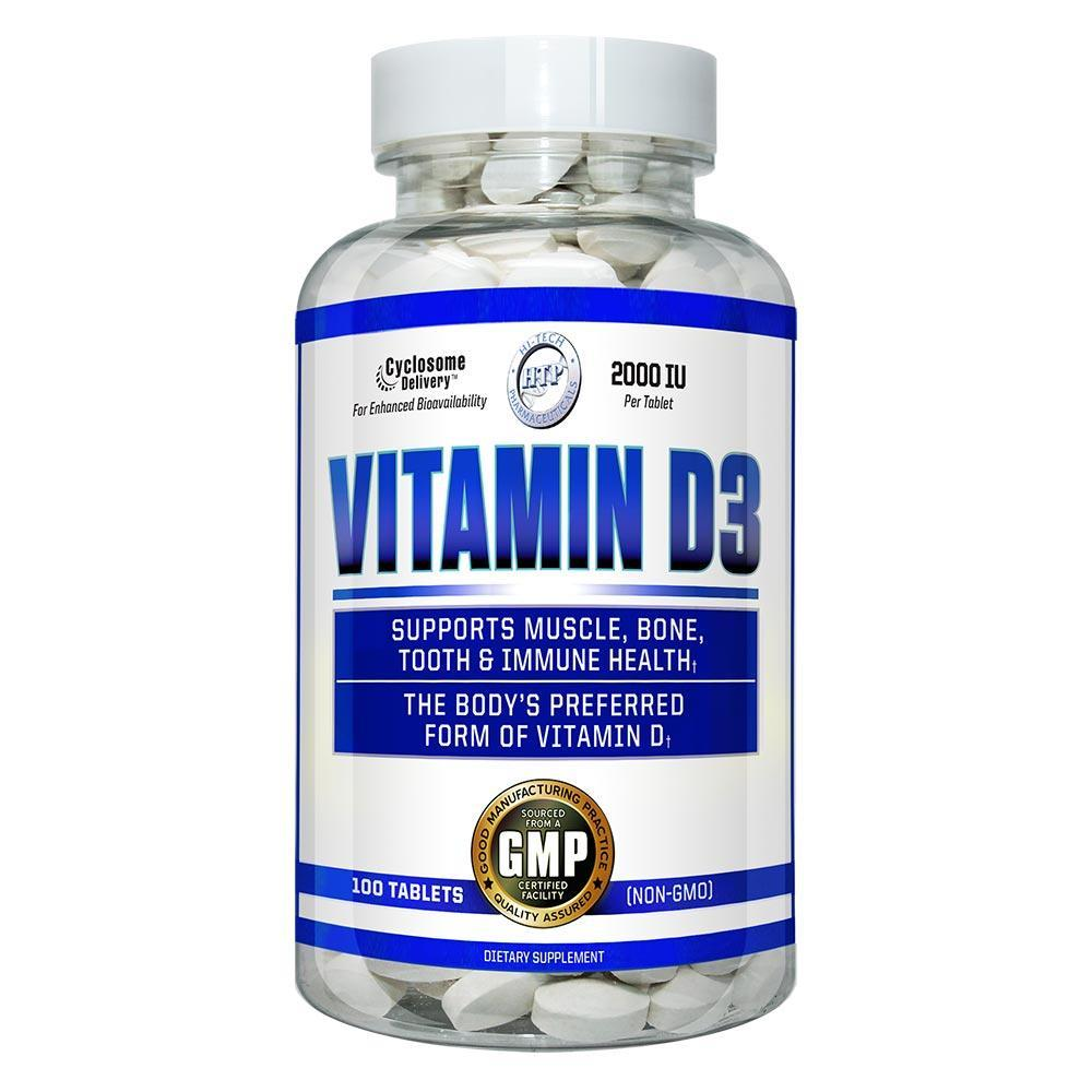 HI-TECH VITAMIN D3