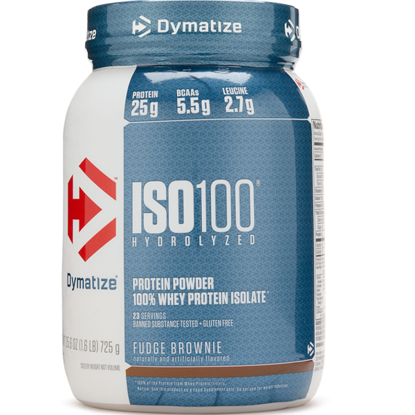 Dymatize iso-100 1.6 lb - SupplementsMax