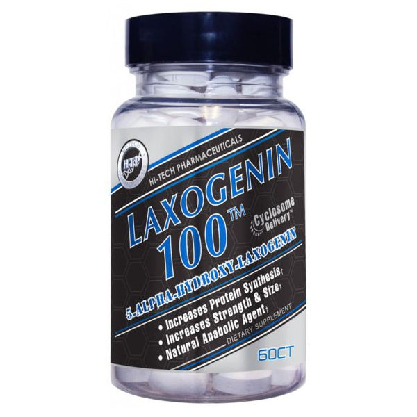 Hi Tech Pharmaceuticals Laxogenin 100