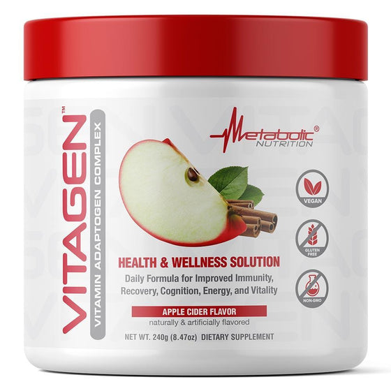 Metabolic Nutrition Vitagen