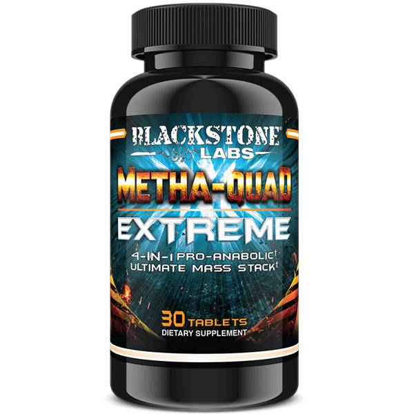 Blackstone Labs Metha-Quad Extreme - SupplementsMax