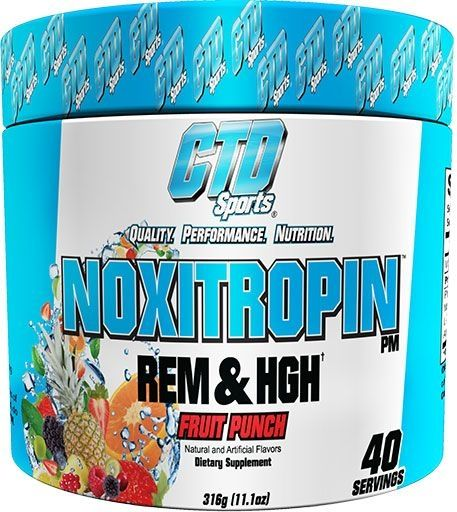 CTD SPORTS NOXITROPIN