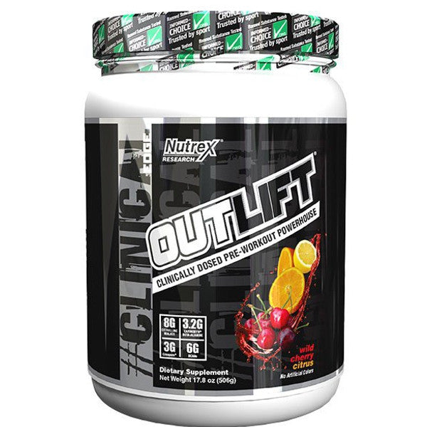 Nutrex OutLft Pre-Workout