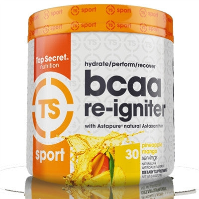 Top Secret Nutrition BCAA Re-Igniter - SupplementsMax