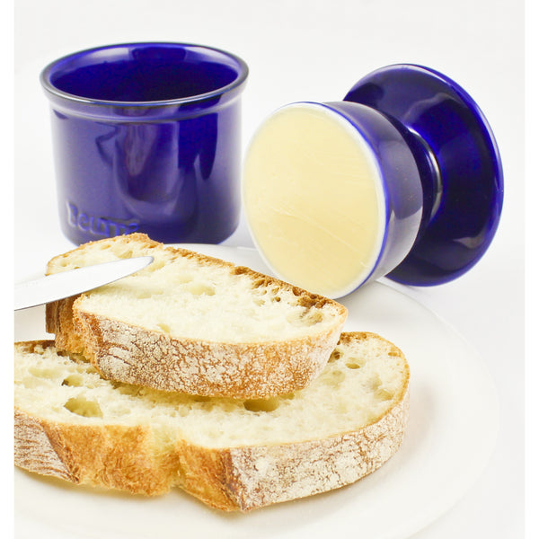 Butter Keeper Crock: Fresh and Soft Butter Without Refrigeration