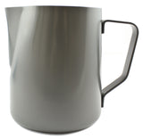 20 oz Non-Stick Stainless Steel Milk Steaming & Frothing Pitcher (600ml) - Coffee Latte Cappuccino
