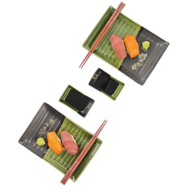Ceramic Sushi Gift Set For Two