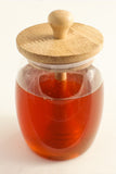 Bamboo Honey Comb Jar
