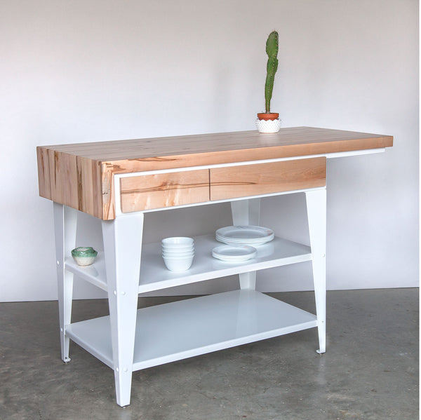AMAGANSETT KITCHEN ISLAND