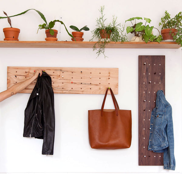 PEGGY + DOMINO COAT RACKS