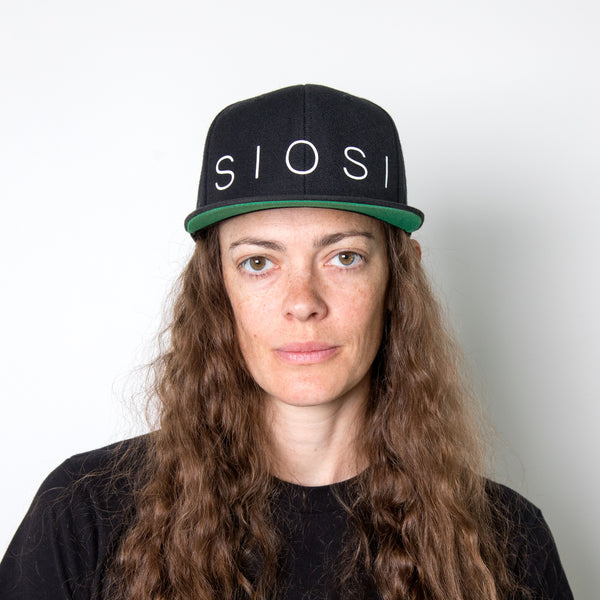 SIOSI HAT (flat bill)