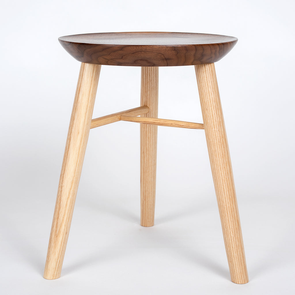 MILK STOOL SIDE TABLE