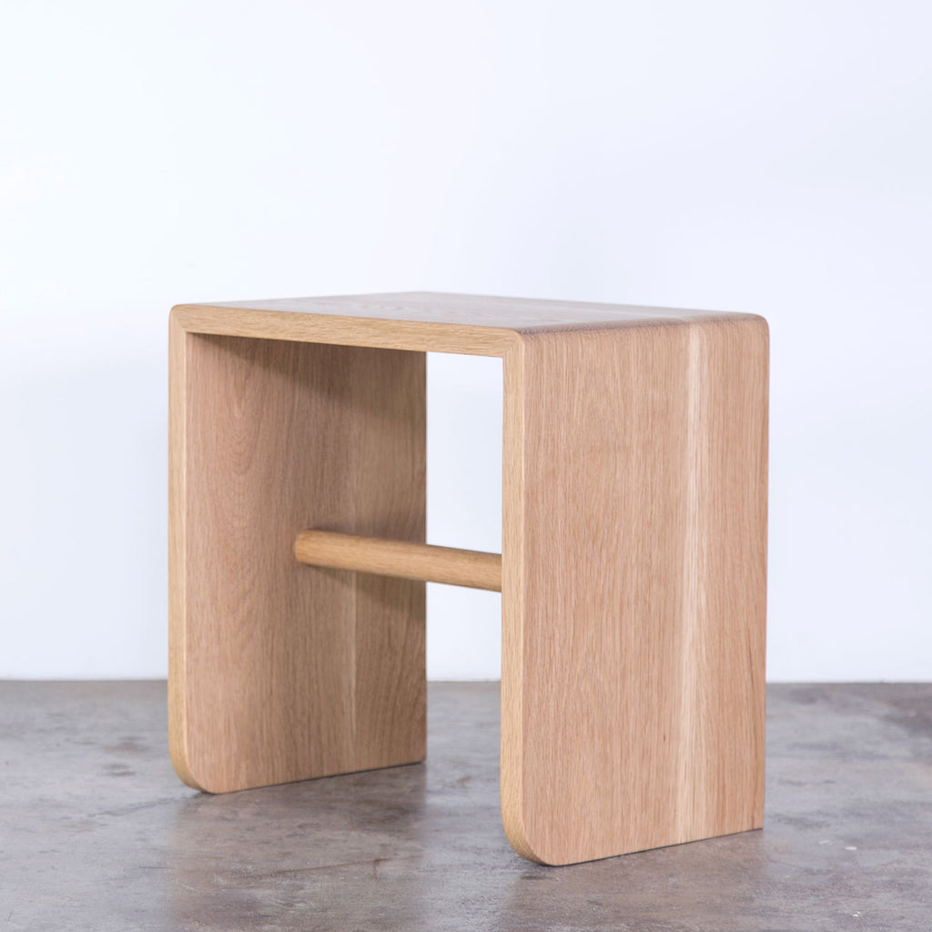 SHORTCUT LOW STOOL