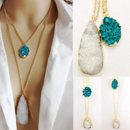 Multilayers Necklaces