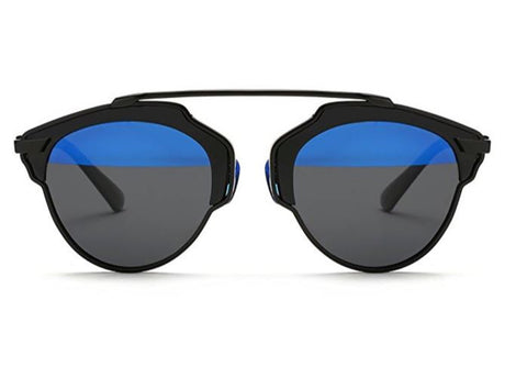 Black and Blue Double Polarized