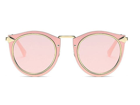 Pink Cat Eye Polarized