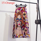 Summer Sunglasses Girl - Skirt