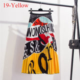 Vogue Letters Skirt