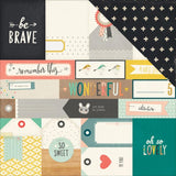 COVER UPGRADE: Brave (Double Sided)
