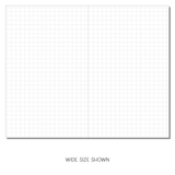 5mm Grid Notebook - 20, 30, 40, or 50 pages