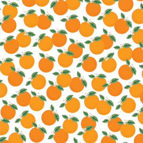 COVER UPGRADE: Mandarins
