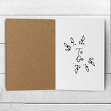 To Do List with Bows, Flowers, or Circles Notebook