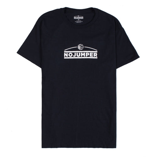 BLACK NO JUMPER SHIRT