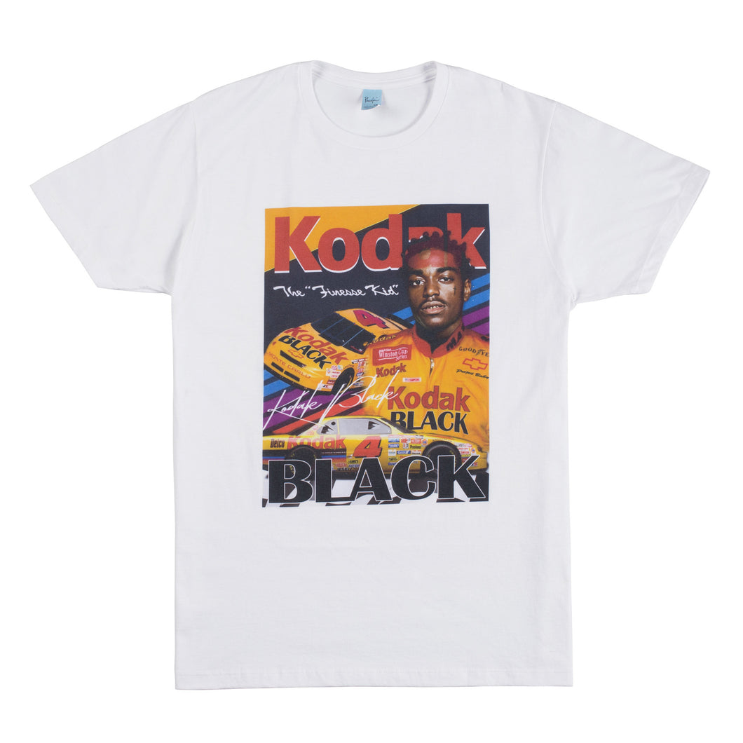 KODAK BLACK SHIRT - WHITE