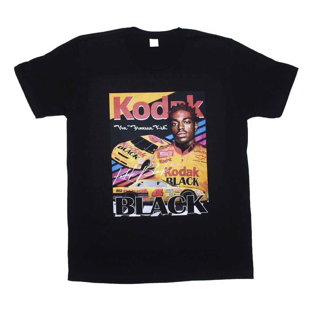 KODAK BLACK SHIRT - BLACK