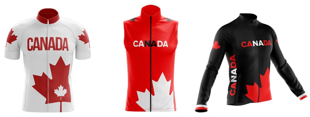 Cycling Jersey Canada
